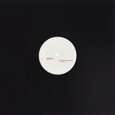 Federico Molinari PILDORAS Vinyl Record