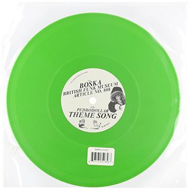 Boska / Pedrodollar BARN013 Vinyl Record