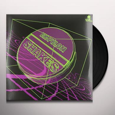 Ex-Pylon SHAKES Vinyl Record