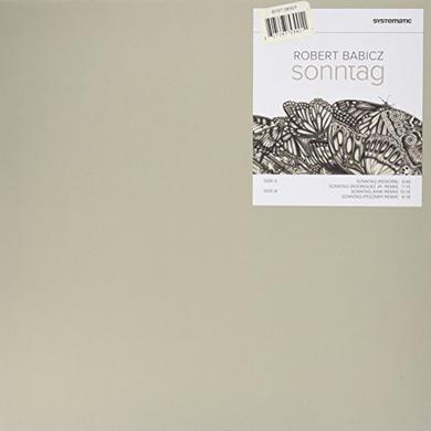 Robert Babicz SONNTAG Vinyl Record