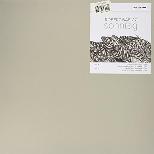 Robert Babicz SONNTAG (EP) Vinyl Record