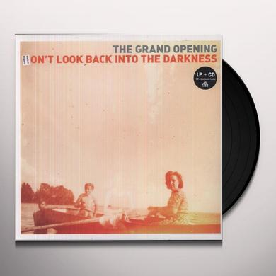 Grand Opening DONT LOOK BACK INTO THE DARKNESS Vinyl Record