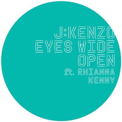 J:Kenzo EYES WIDE OPEN Vinyl Record