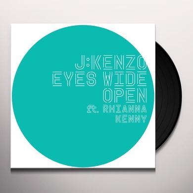 J:Kenzo EYES WIDE OPEN Vinyl Record - Remixes