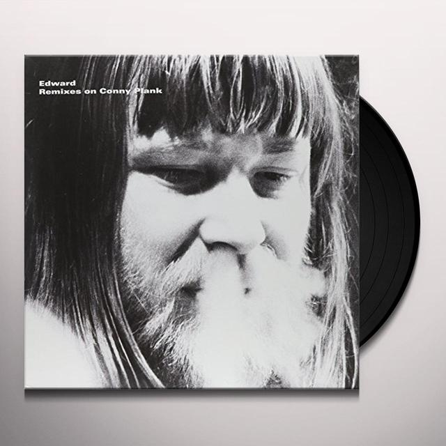 Edward REMIXES ON CONNY PLANK Vinyl Record