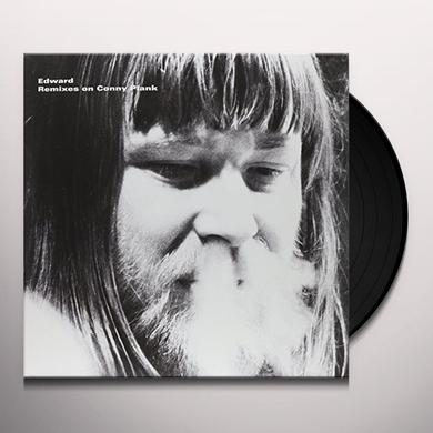 Edward REMIXES ON CONNY PLANK Vinyl Record