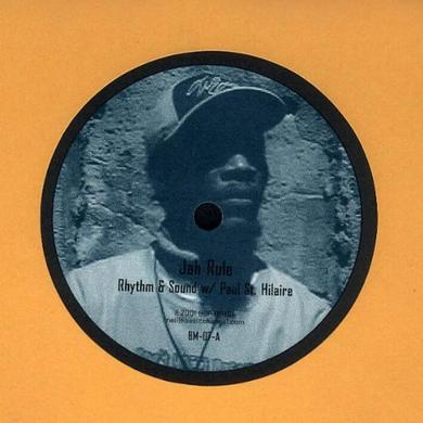 Rhythm & Sound JAH RULE Vinyl Record