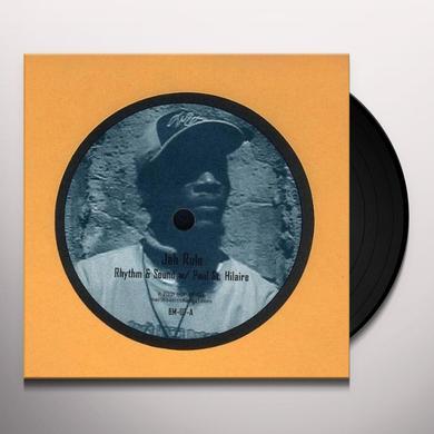 Rhythm & Sound JAH RULE Vinyl Record