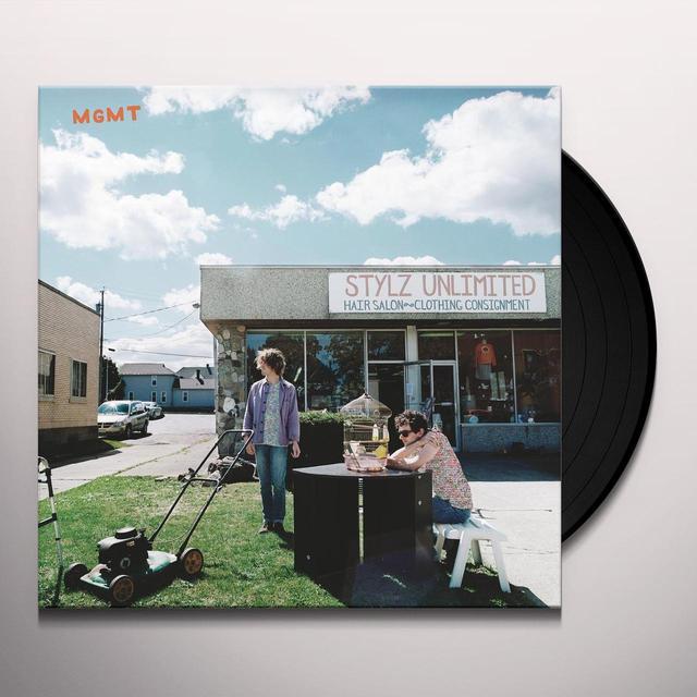 MGMT Vinyl Record
