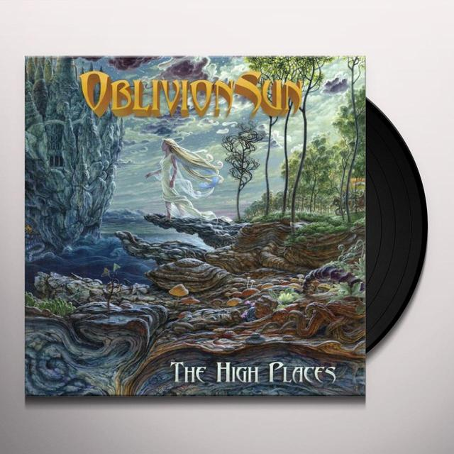 Oblivion Sun HIGH PLACES Vinyl Record - Limited Edition