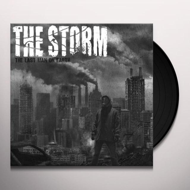 Storm LAST MAN ON EARTH Vinyl Record