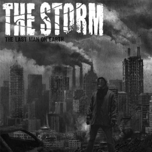 Storm LAST MAN ON EARTH Vinyl Record
