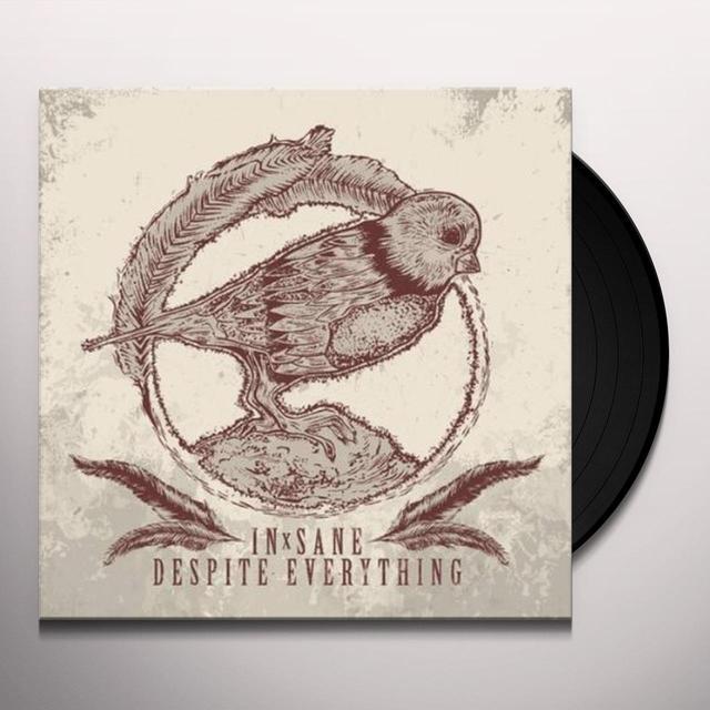 Inxsane DESPITE EVERYTHING Vinyl Record