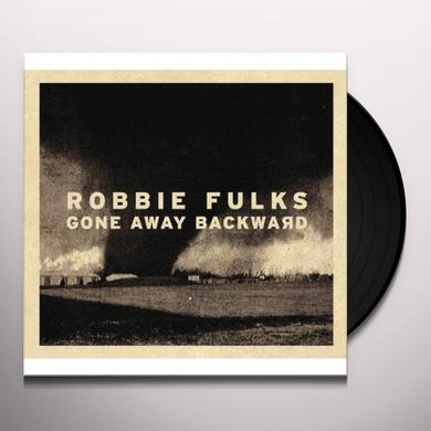 Robbie Fulks GONE AWAY BACKWARD Vinyl Record