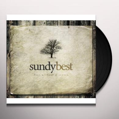 Sundy Best DOOR WITHOUT A SCREEN Vinyl Record