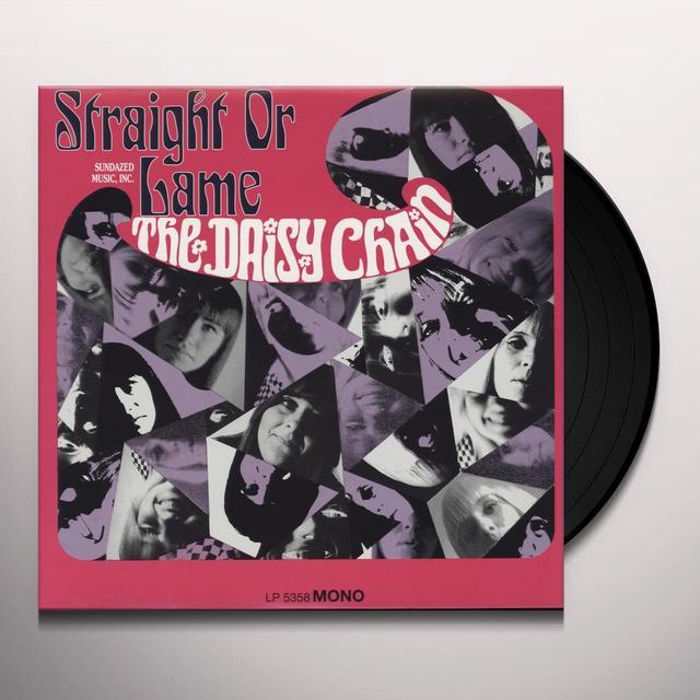 Daisy Chain STRAIGHT OR LAME Vinyl Record - 180 Gram Pressing