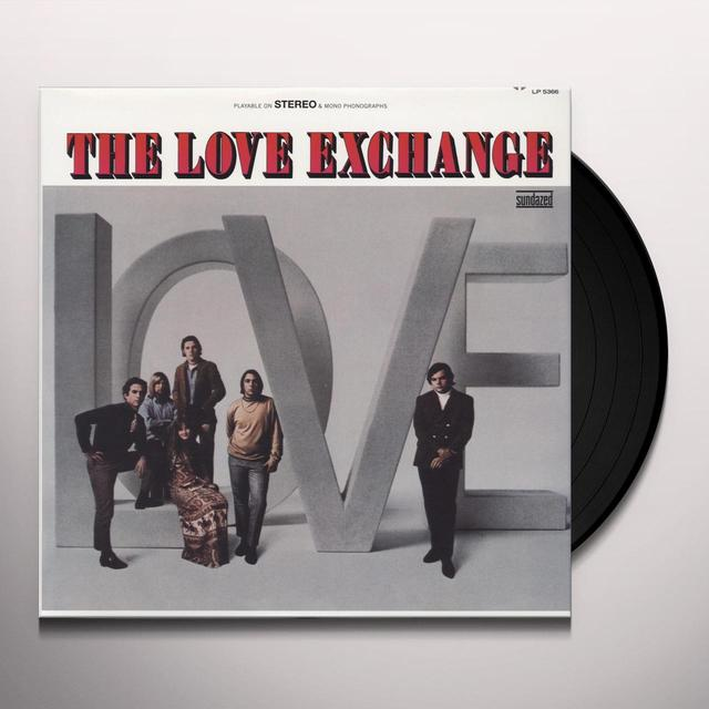 LOVE EXCHANGE Vinyl Record - 180 Gram Pressing