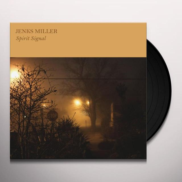 Jenks Miller SPIRIT SIGNAL Vinyl Record