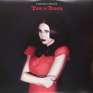Chelsea Wolfe PAIN IS BEAUTY Vinyl Record