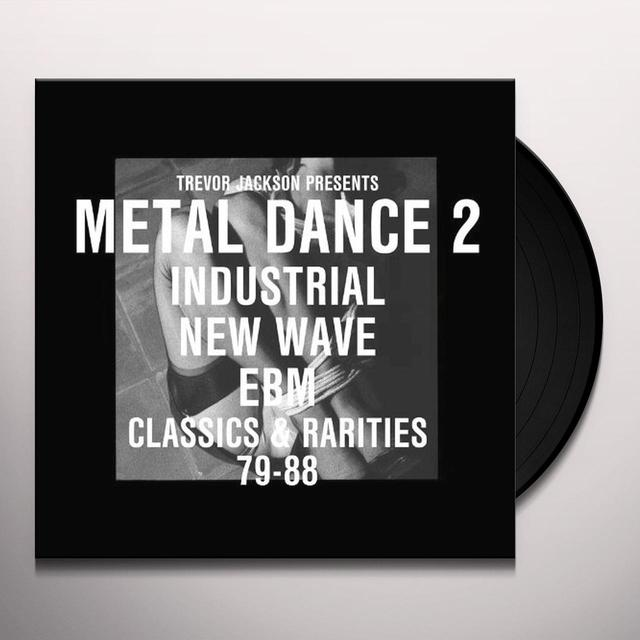 TREVOR JACKSON PRESENTS METALDANCE 2 / VARIOUS Vinyl Record