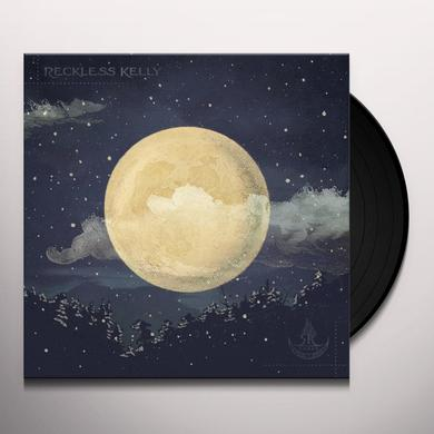 Reckless Kelly LONG NIGHT MOON Vinyl Record - 180 Gram Pressing