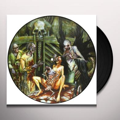 Cannibal Corpse WRETCHED SPAWN: 25TH ANIVERSARY Vinyl Record - Picture Disc, Anniversary Edition