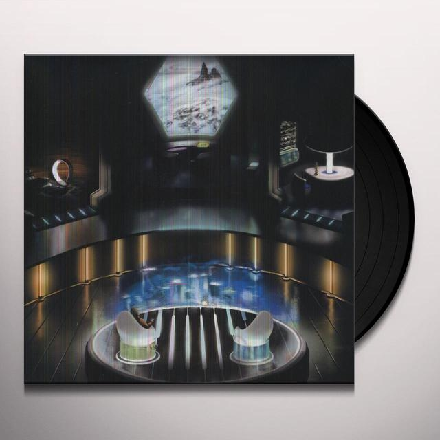 Infinity Shred SANCTUARY Vinyl Record