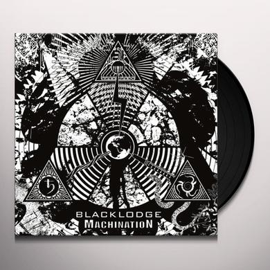 Blacklodge MACHINATION Vinyl Record