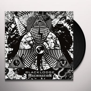 Blacklodge MACHINATION Vinyl Record