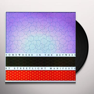 Streetlight Manifesto SOMEWHERE IN THE BETWEEN Vinyl Record