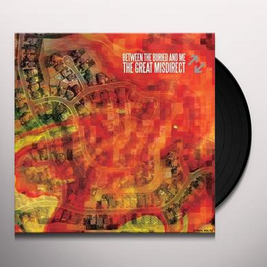 Between The Buried And Me GREAT MISDIRECT Vinyl Record
