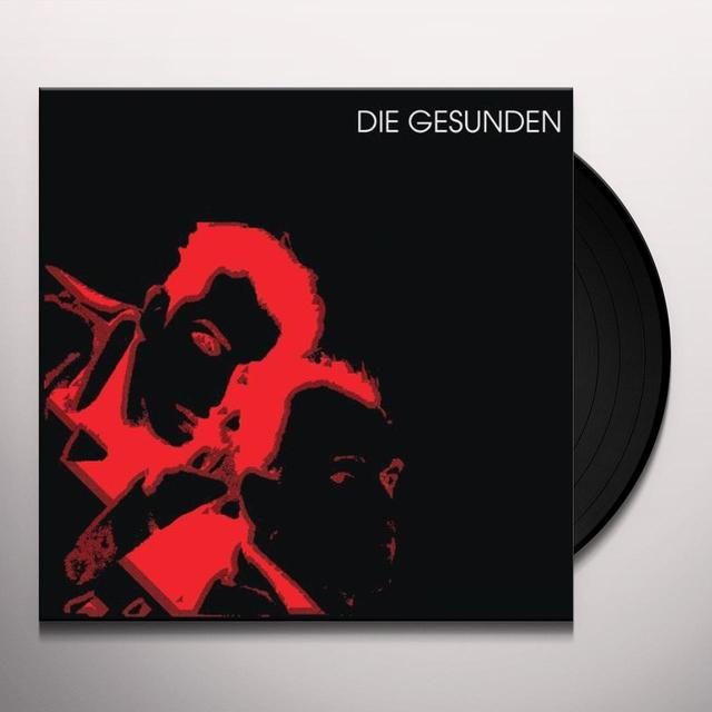 DIE GESUNDEN Vinyl Record - Limited Edition, 180 Gram Pressing