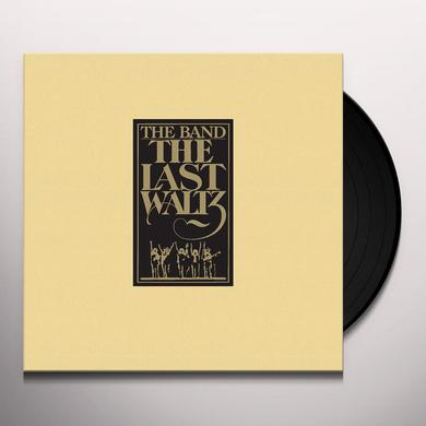 The Band LAST WALTZ Vinyl Record
