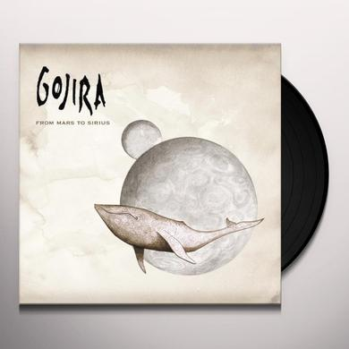 Gojira FROM MARS TO SIRIUS Vinyl Record