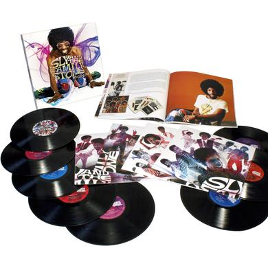 Sly & The Family Stone HIGHER Vinyl Record