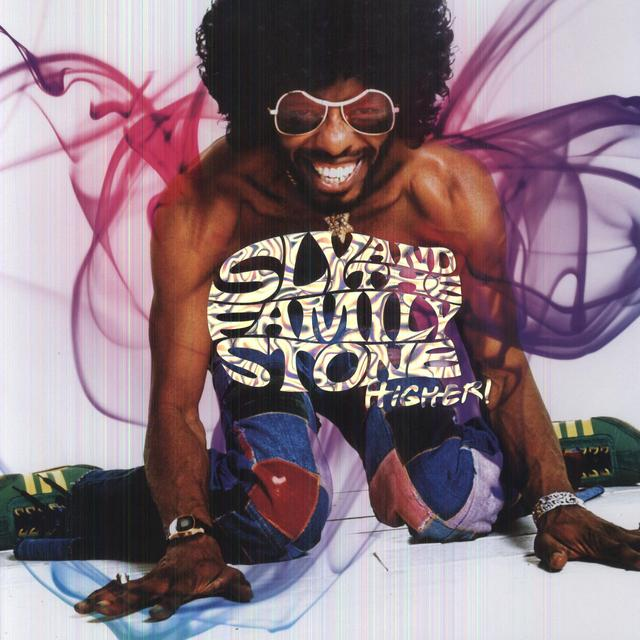 Sly & The Family Stone HIGHER Vinyl Record