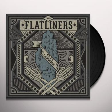 The Flatliners DEAD LANGUAGE Vinyl Record