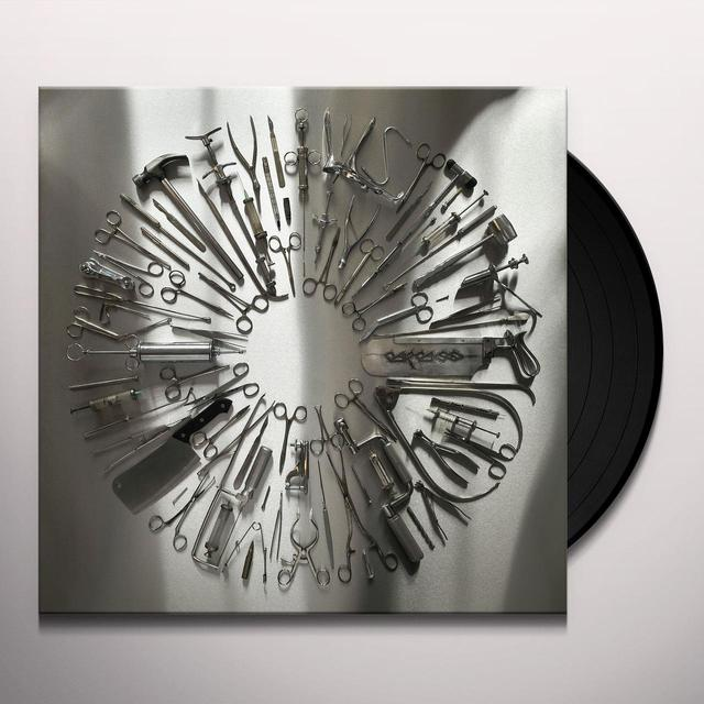 Carcass SURGICAL STEEL Vinyl Record