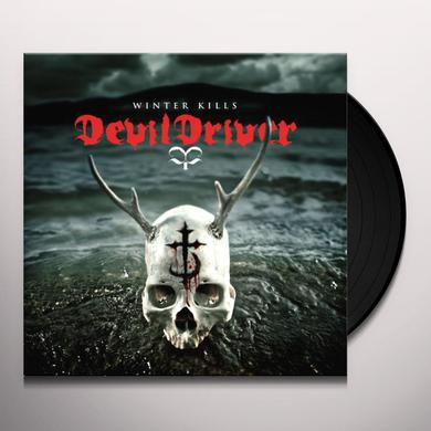 Devildriver WINTER KILLS Vinyl Record