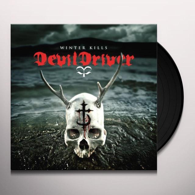 Devildriver WINTER KILLS Vinyl Record