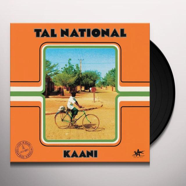 Tal National KAANI Vinyl Record