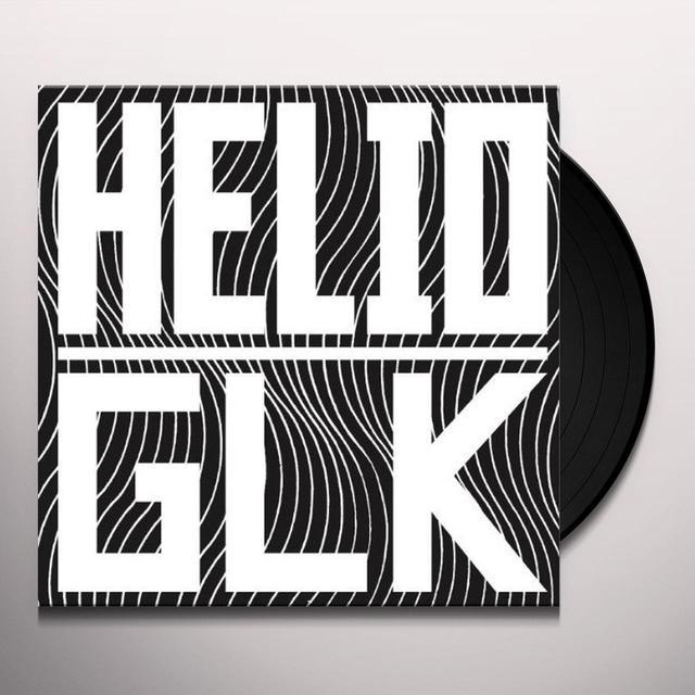 Gaslamp Killer HELIO X GLK Vinyl Record