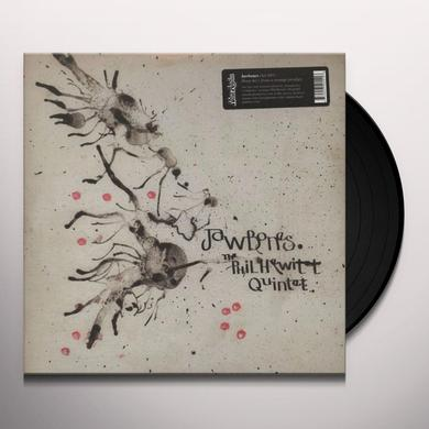 P.E. Hewitt Jazz Ensemble JAWBONES Vinyl Record