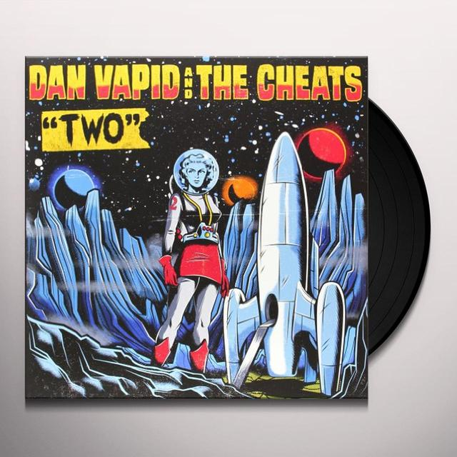 David / Cheats Vapid TWO Vinyl Record