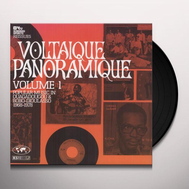 VOLTAIQUE PANORAMIQUE 1 / VARIOUS Vinyl Record