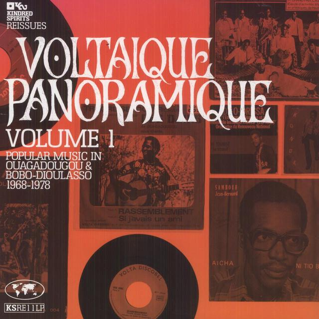 VOLTAIQUE PANORAMIQUE 1 / VARIOUS Vinyl Record