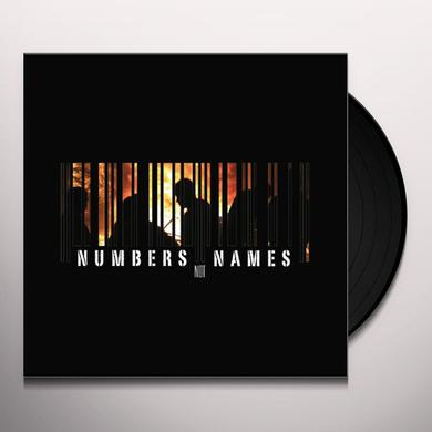 Numbers Not Names WHATS THE PRICE Vinyl Record