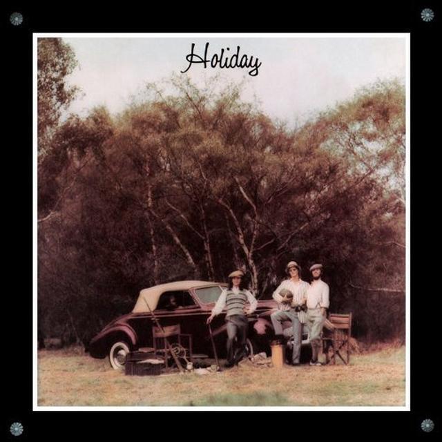 America HOLIDAY Vinyl Record