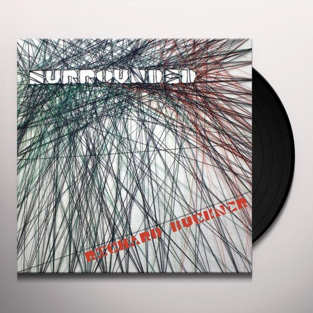 Richard Buckner SURROUNDED Vinyl Record - Digital Download Included