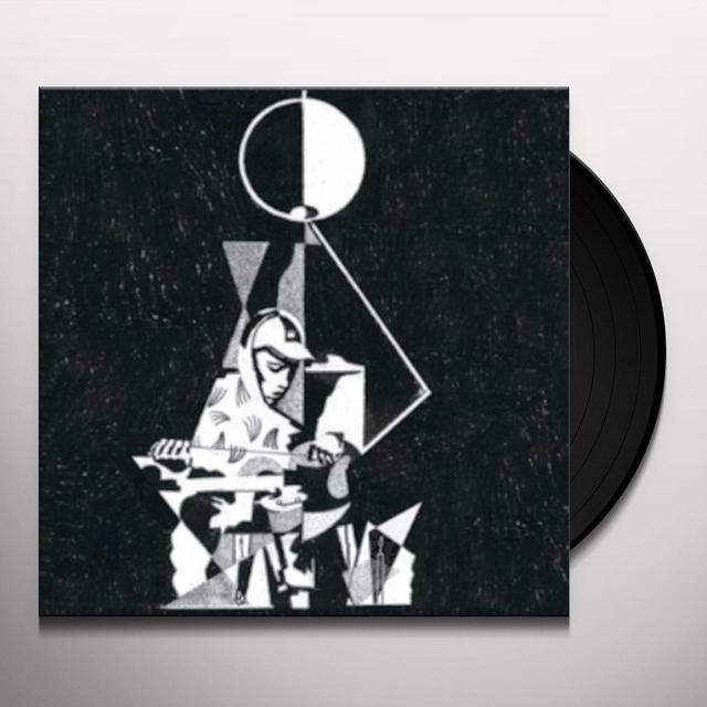 King Krule 6 FEET BENEATH THE MOON Vinyl Record